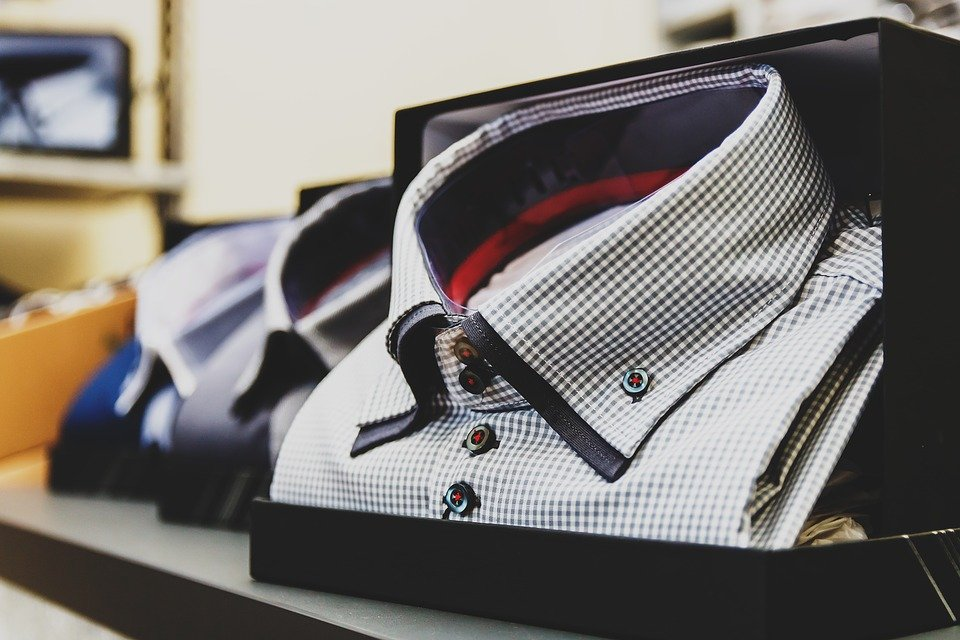 shirt made in Naples