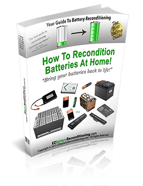 EZ Battery Reconditioning c s - Prolong the life of lithium-ion, laptop, and cell phone batteries, save huge money now