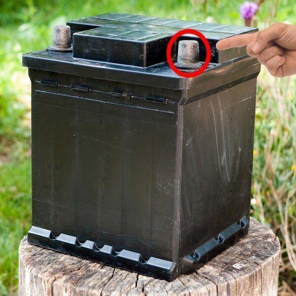recharge batteries