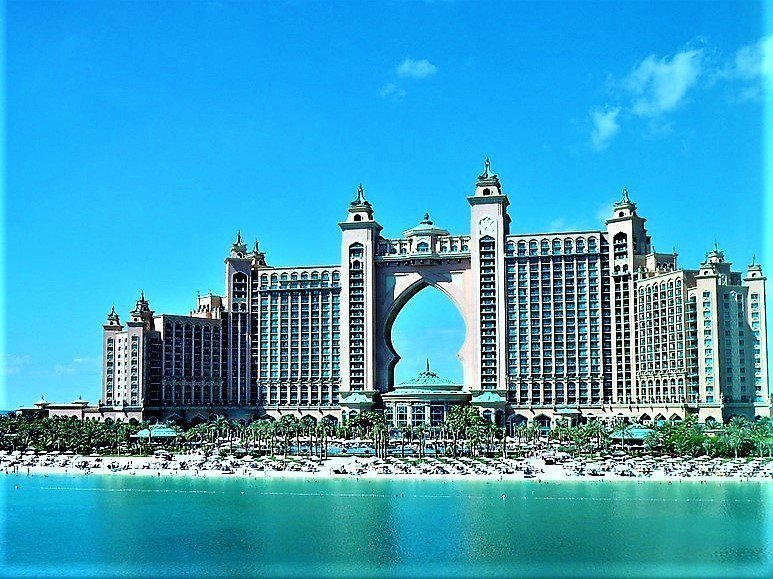 atlantis the palm dubai 1 - Atlantis The Palm Dubai: your huge holiday in Dubai starts from the number 1