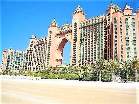 atlantis the palm dubai 6 - Atlantis The Palm Dubai: your huge holiday in Dubai starts from the number 1