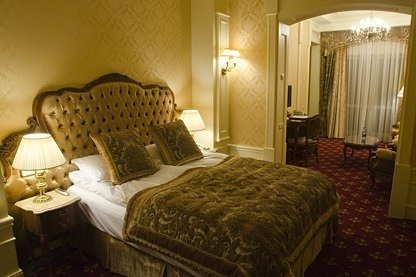 luxury stay in Lviv