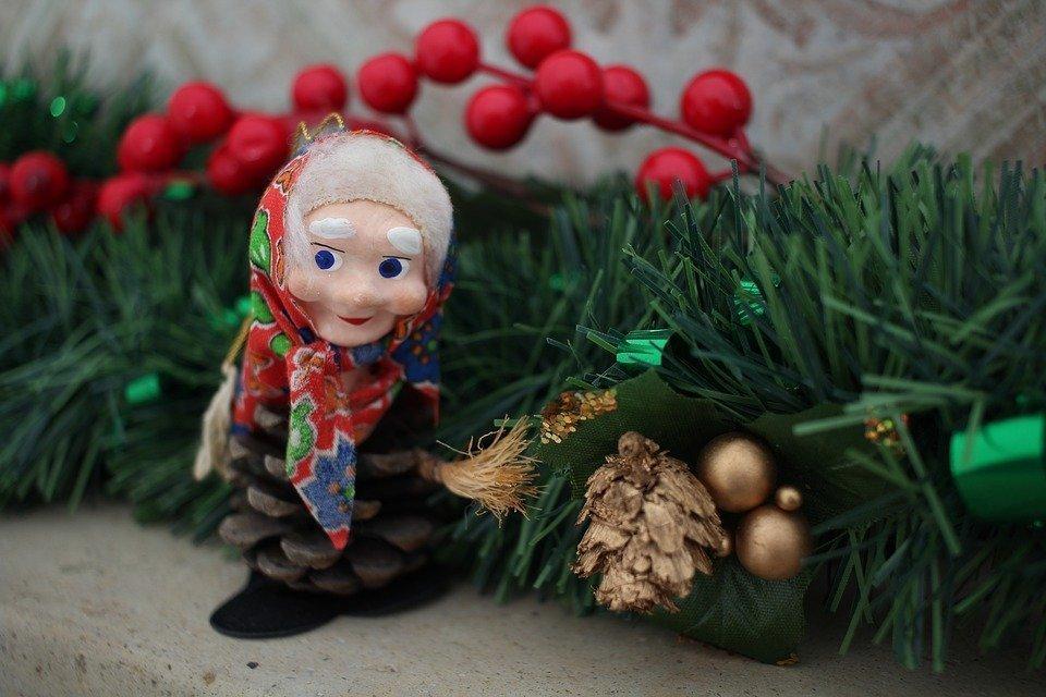 christmas - Holidays' tradition: Italian Epifania