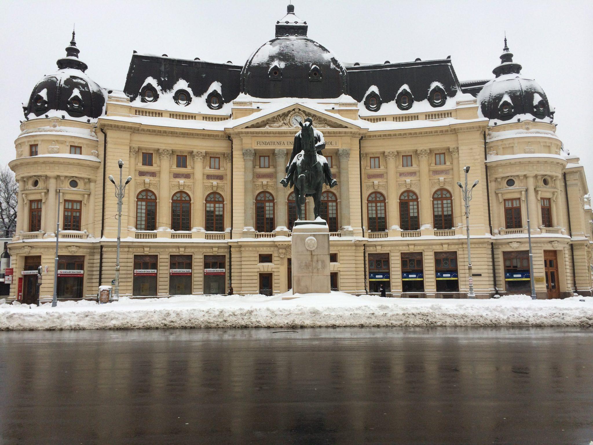 Luxury in Bucharest