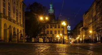 Luxury stay in Lviv