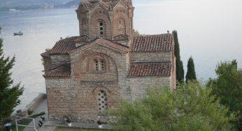 Macedonia: lakes and vineyards