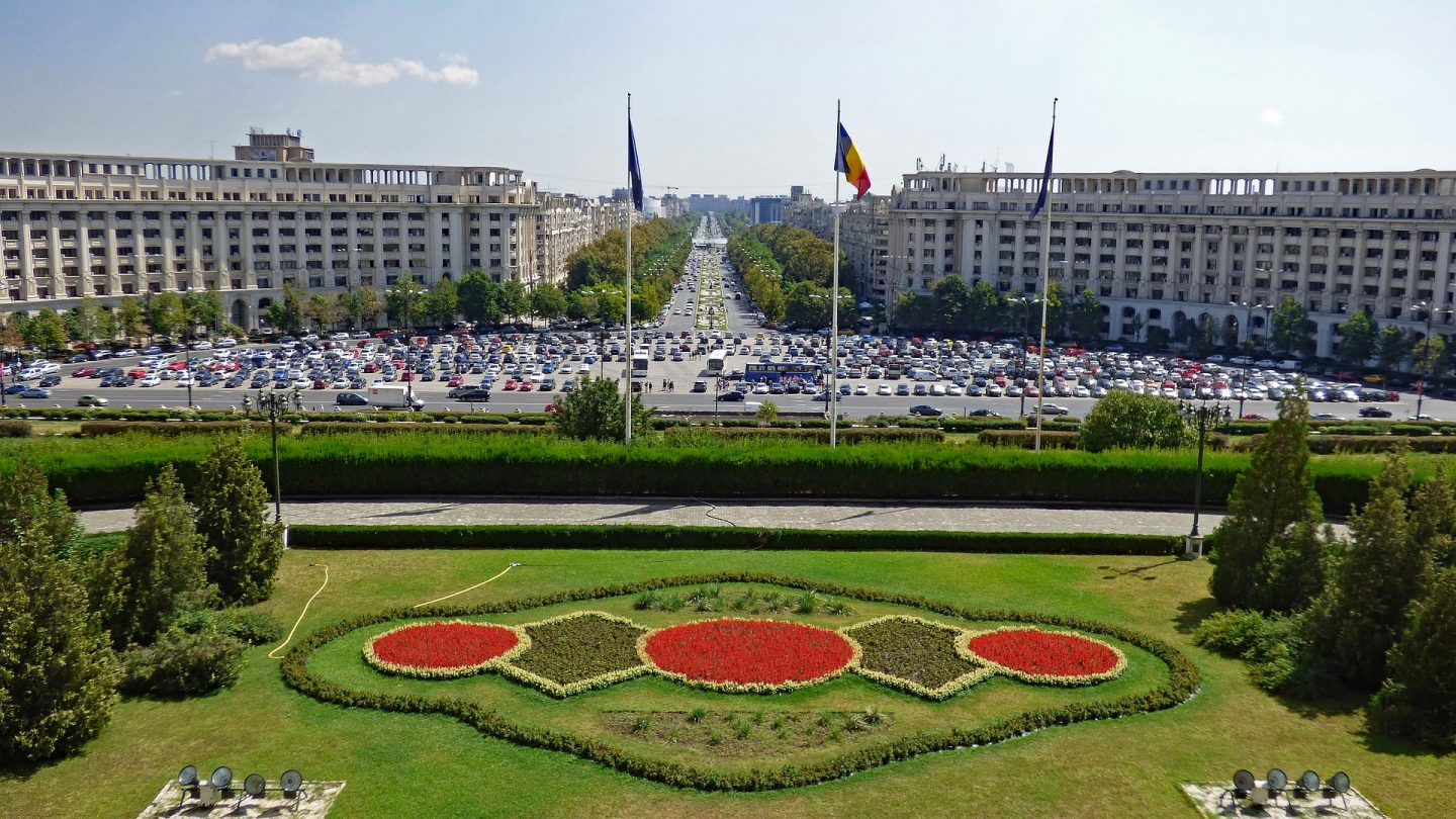 luxury service for travelers in Romania