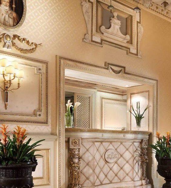 Luxury hotel Rome - Splendide Hotel Royal Rome - Hotel di lusso a Roma: soggiorno eccellente allo Splendide Hotel Royal Rome