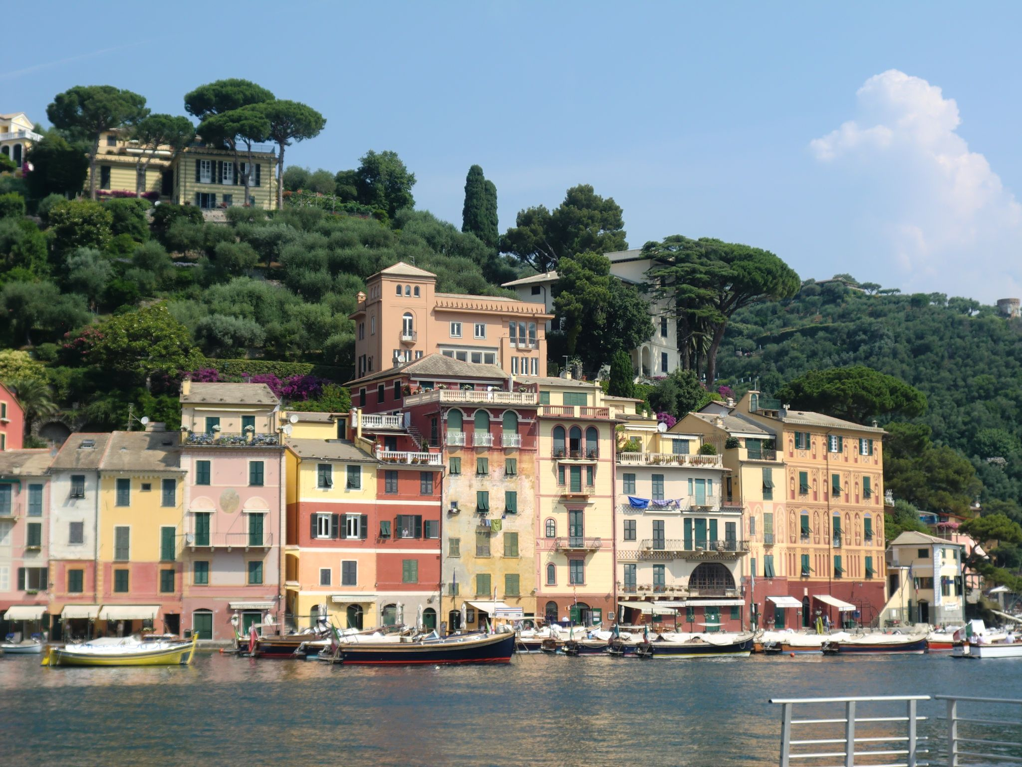 Portofino 15 - Portofino: a small pearl on the sea