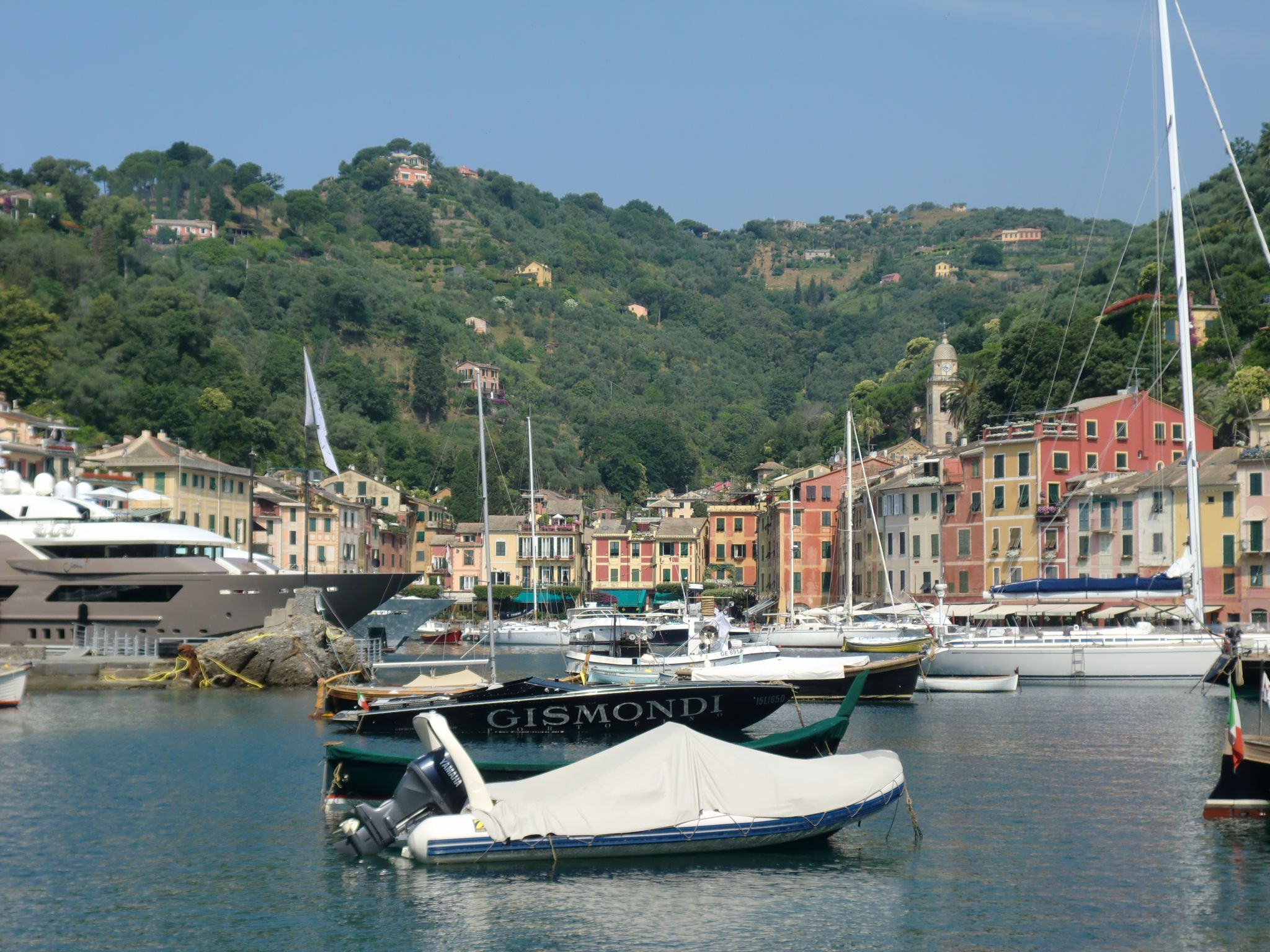 Portofino 17 - Portofino: a small pearl on the sea