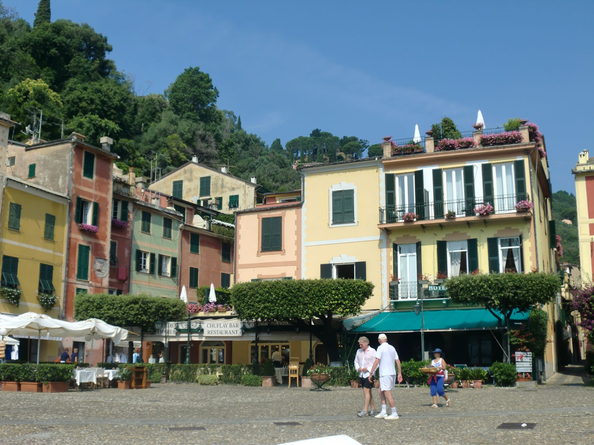 Portofino 4 - Portofino: a small pearl on the sea