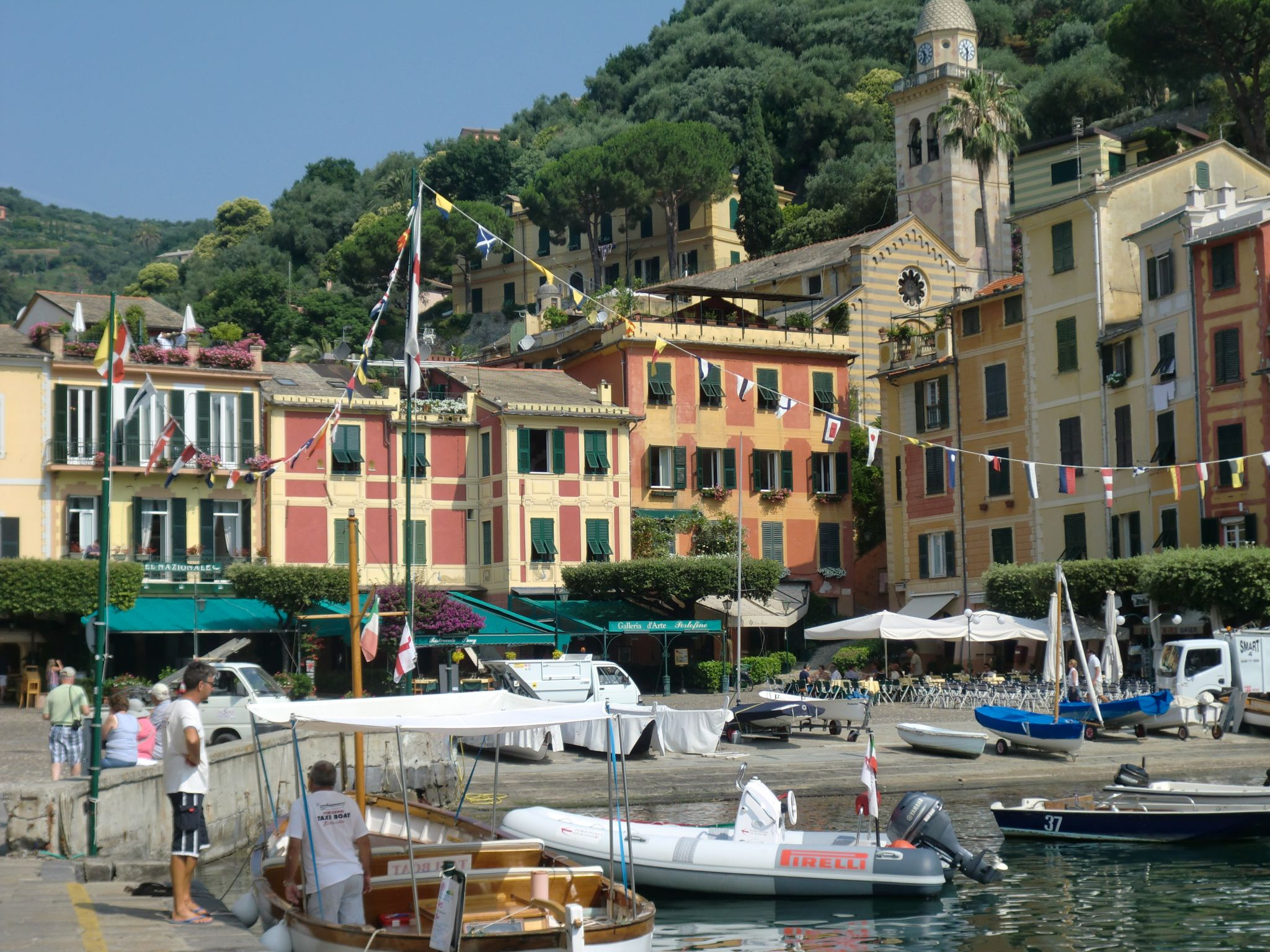 Portofino 8 - Portofino: a small pearl on the sea