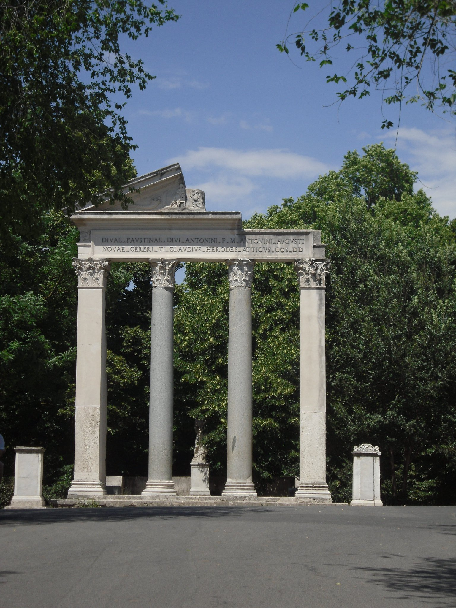 Villa Borghese: the relax in Rome