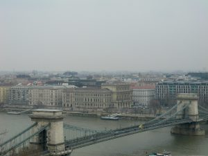 luxury hotel in budapest chain bridge