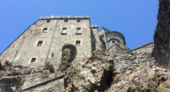 Sacra di San Michele: a monastery on the rocks