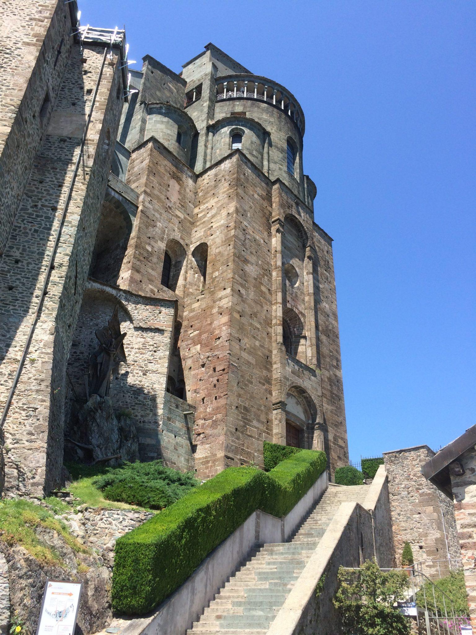 img 4232 - Sacra di San Michele: a monastery on the rocks