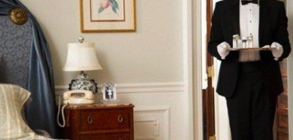 hotel's butler