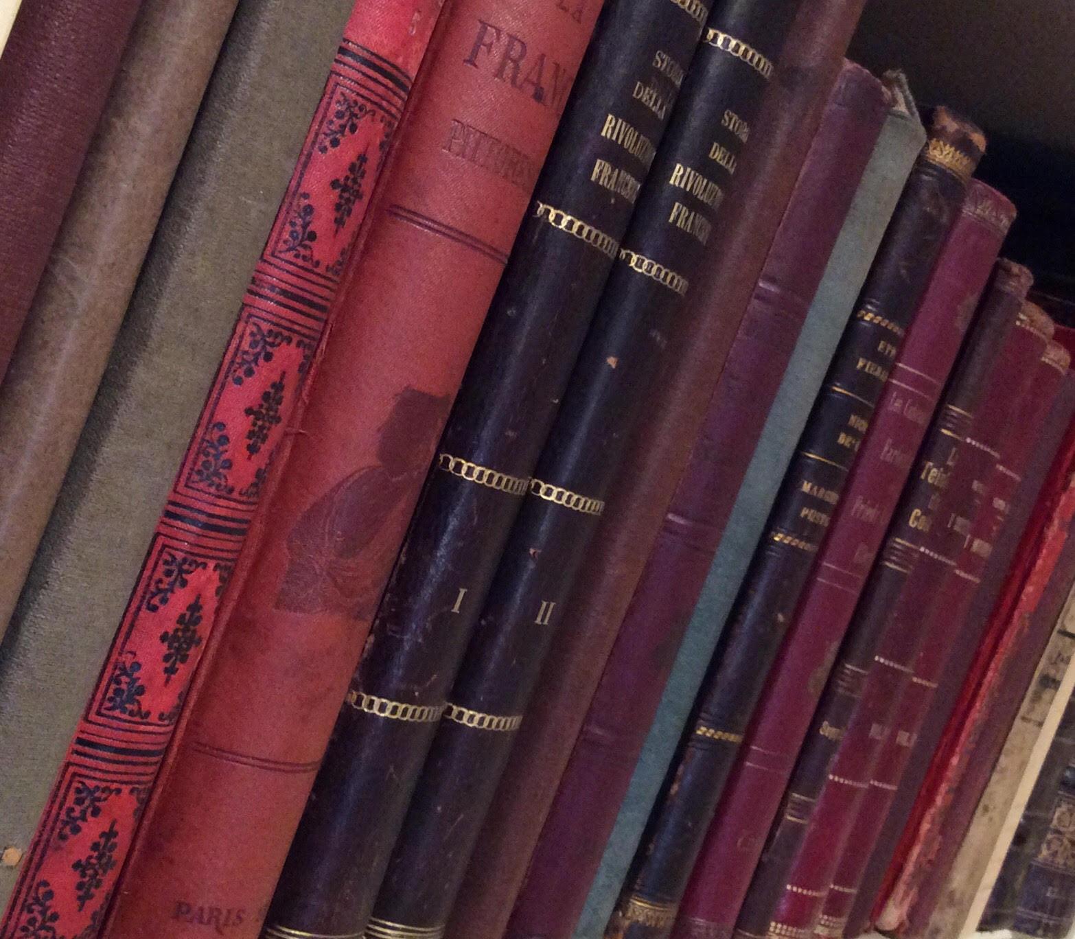 libri - A book journey