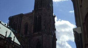 Strasbourg: from the past to the future
