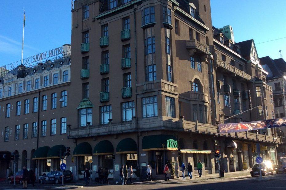 Malmö hotel