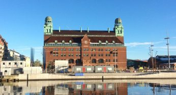 Malmö: the reflected city