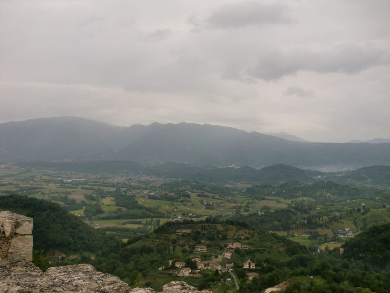 Hundred horizons in Asolo