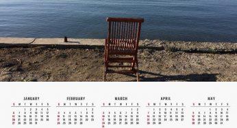 Calendar 2019: a gift for you