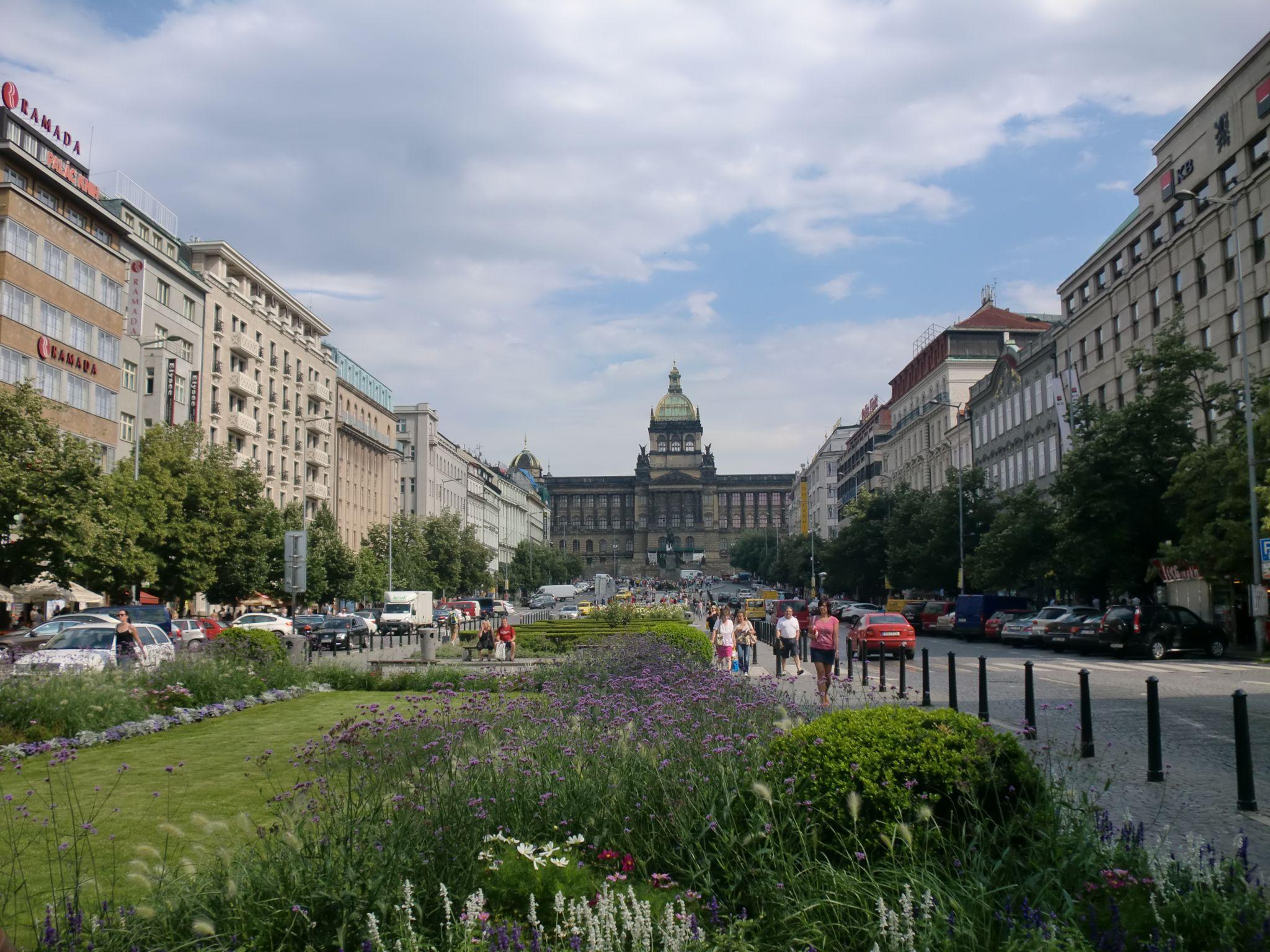 Prague 4 - Prague: city of a hundred spires