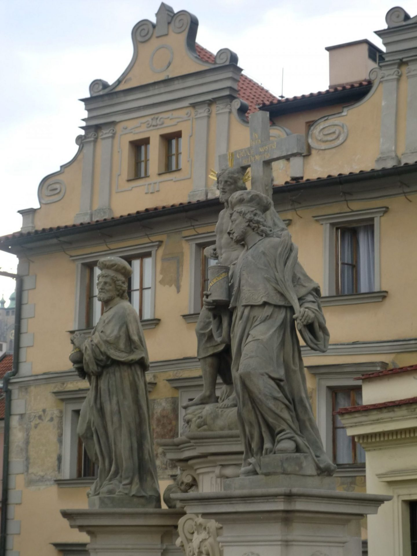 Prague: city of a hundred spires