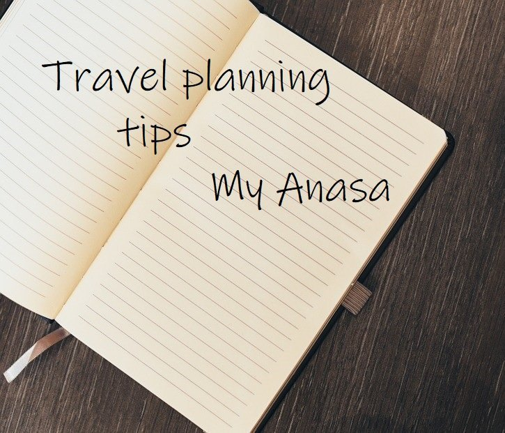 Travel planning tips