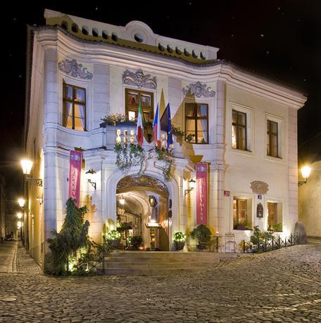 Boutique hotel Prague - Alchymist Grand Hotel and Spa