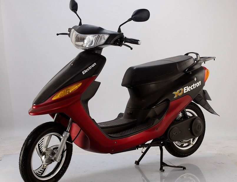 recharge electric scooters