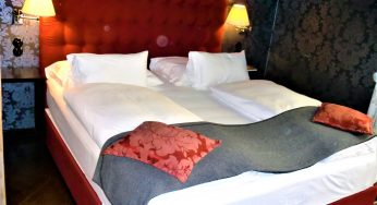 Boutique hotel in Vienna: 1 amazing place for your stay