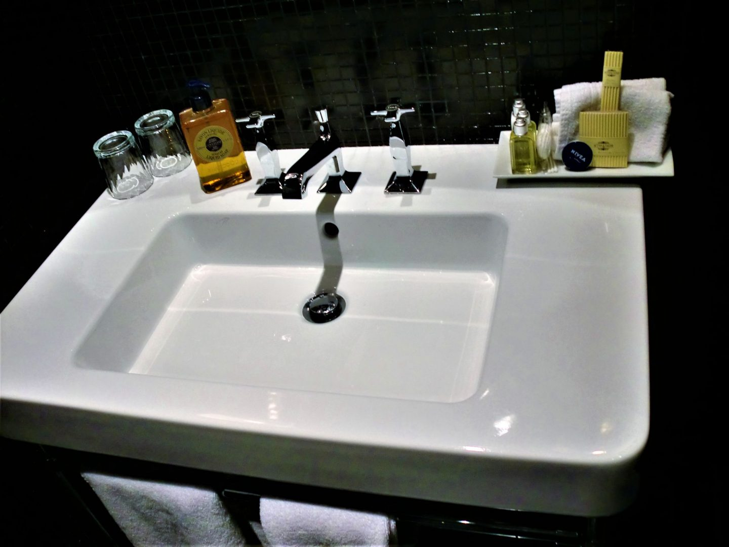 Boutique hotel in Vienna toiletries 1440x1080 - Boutique hotel in Vienna: 1 amazing place for your stay