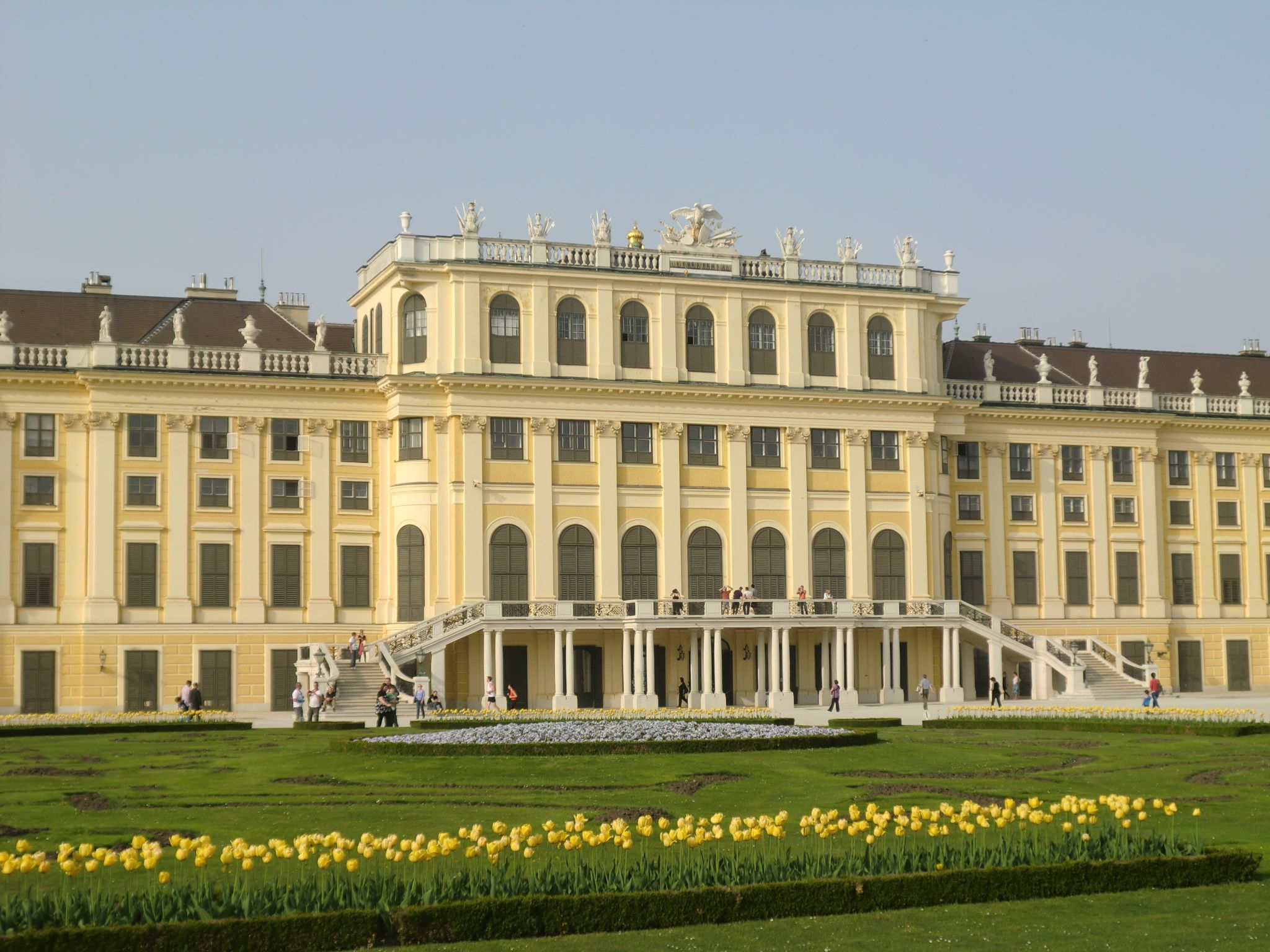 Vienna: elegant beauty. 1 special tour around the city.