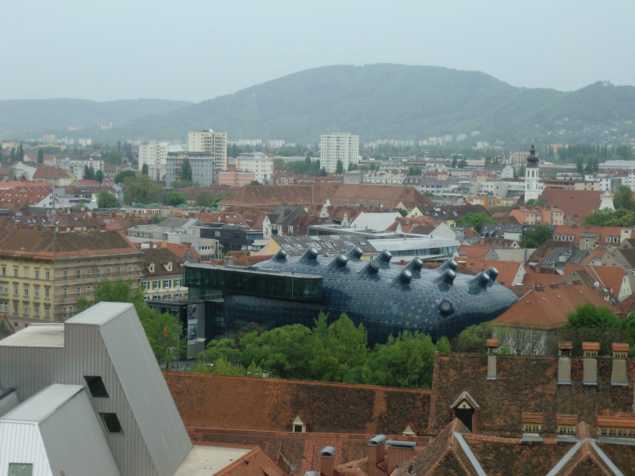 Graz alien top - Graz: tradition and modernity