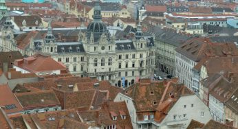Graz: tradition and modernity