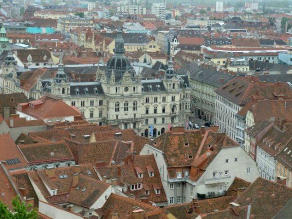 Graz in Austria