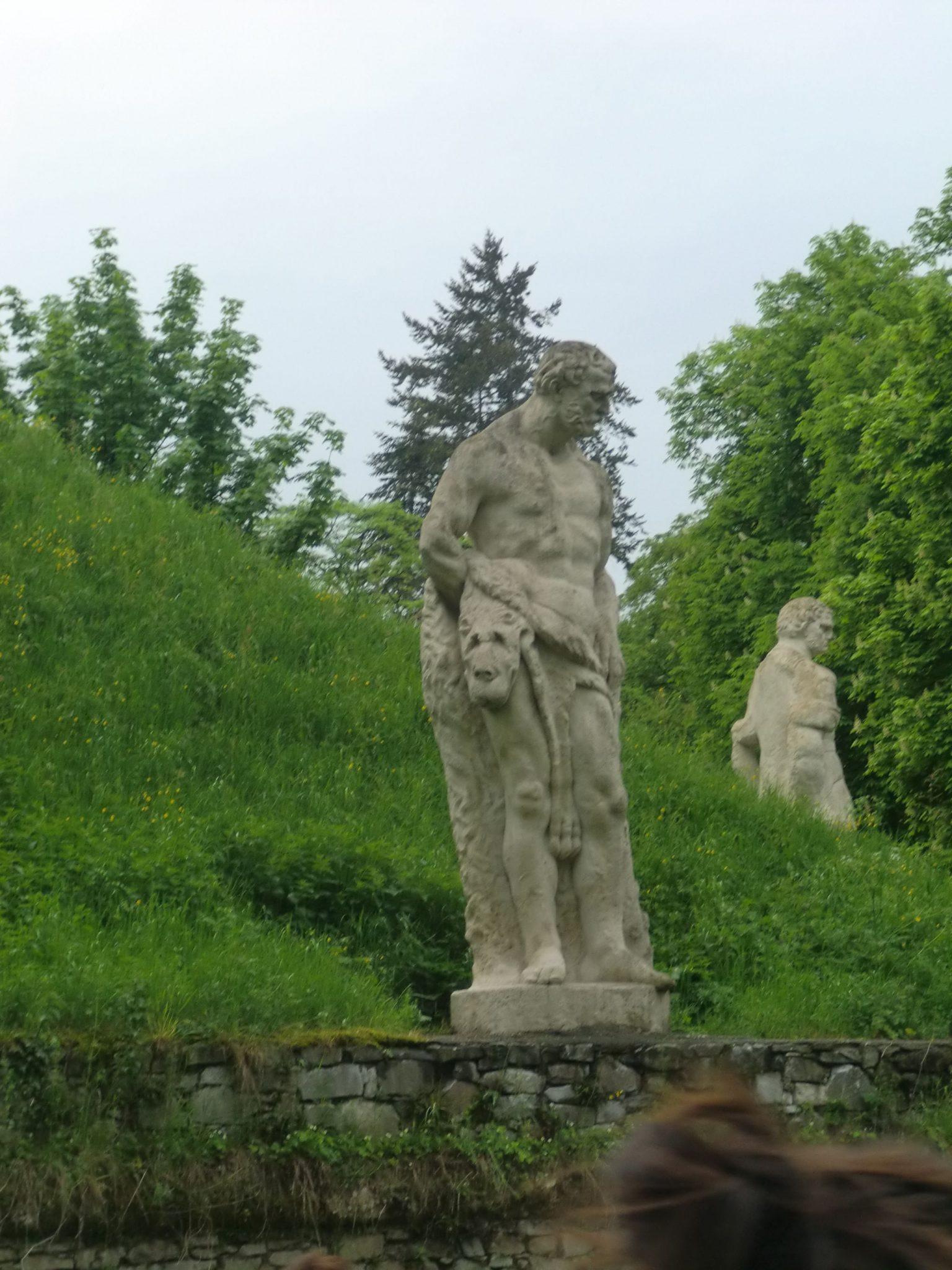 Graz park 6 - Graz: tradition and modernity