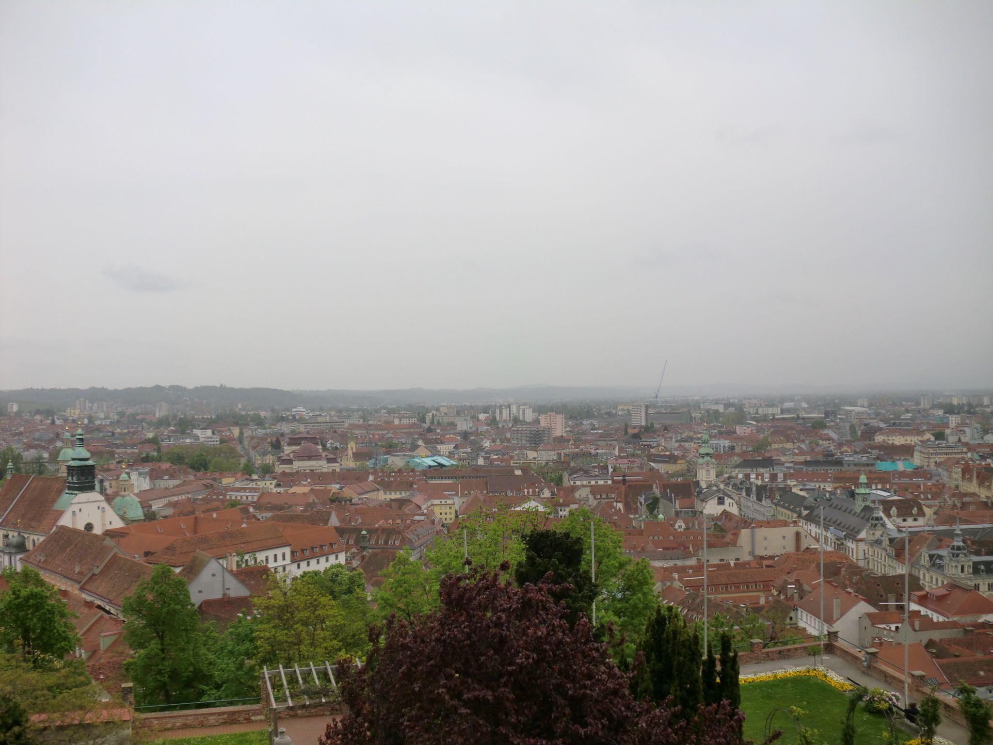 Graz view 10 - Graz: tradition and modernity