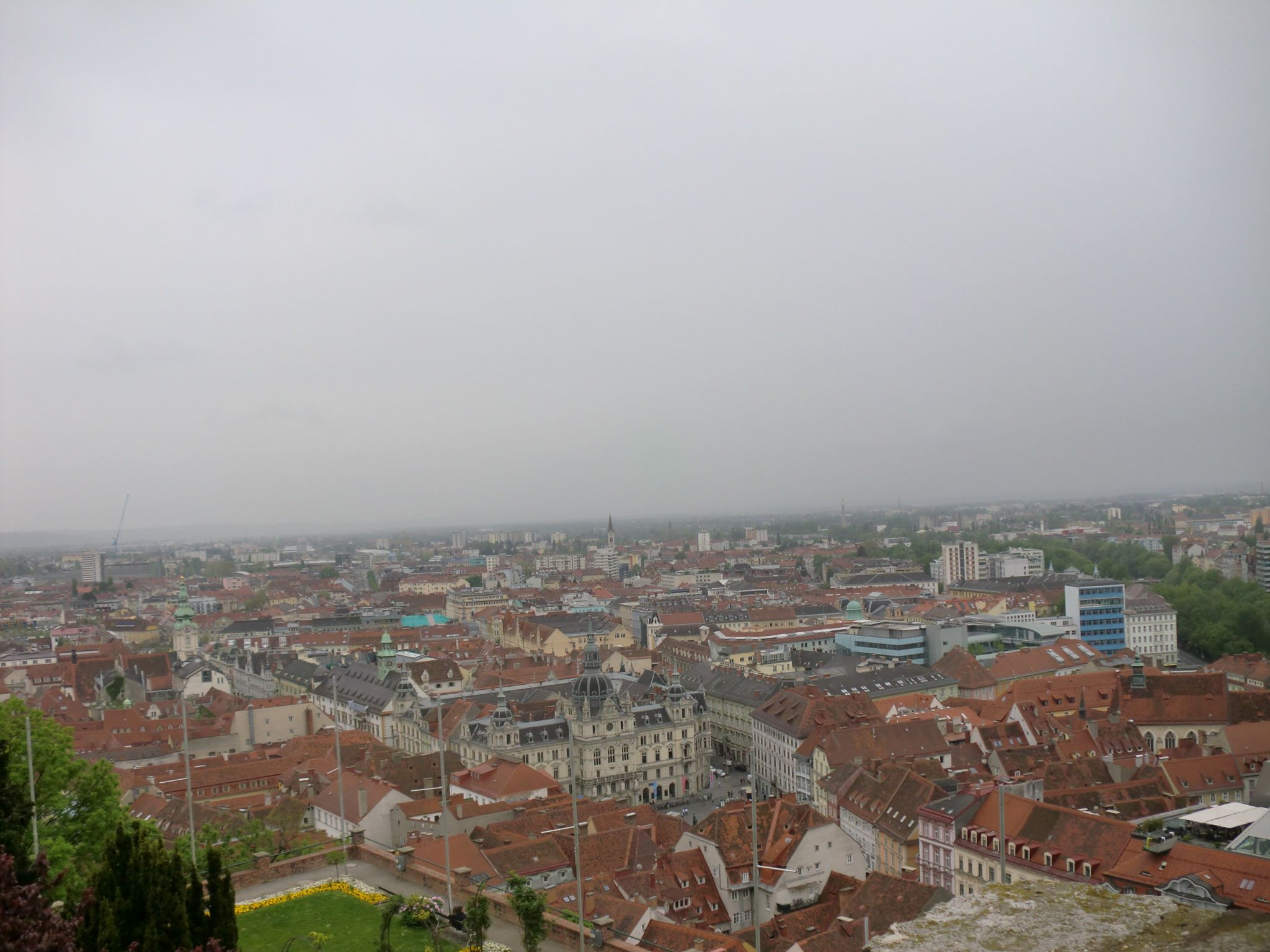 Graz view 11 - Graz: tradition and modernity