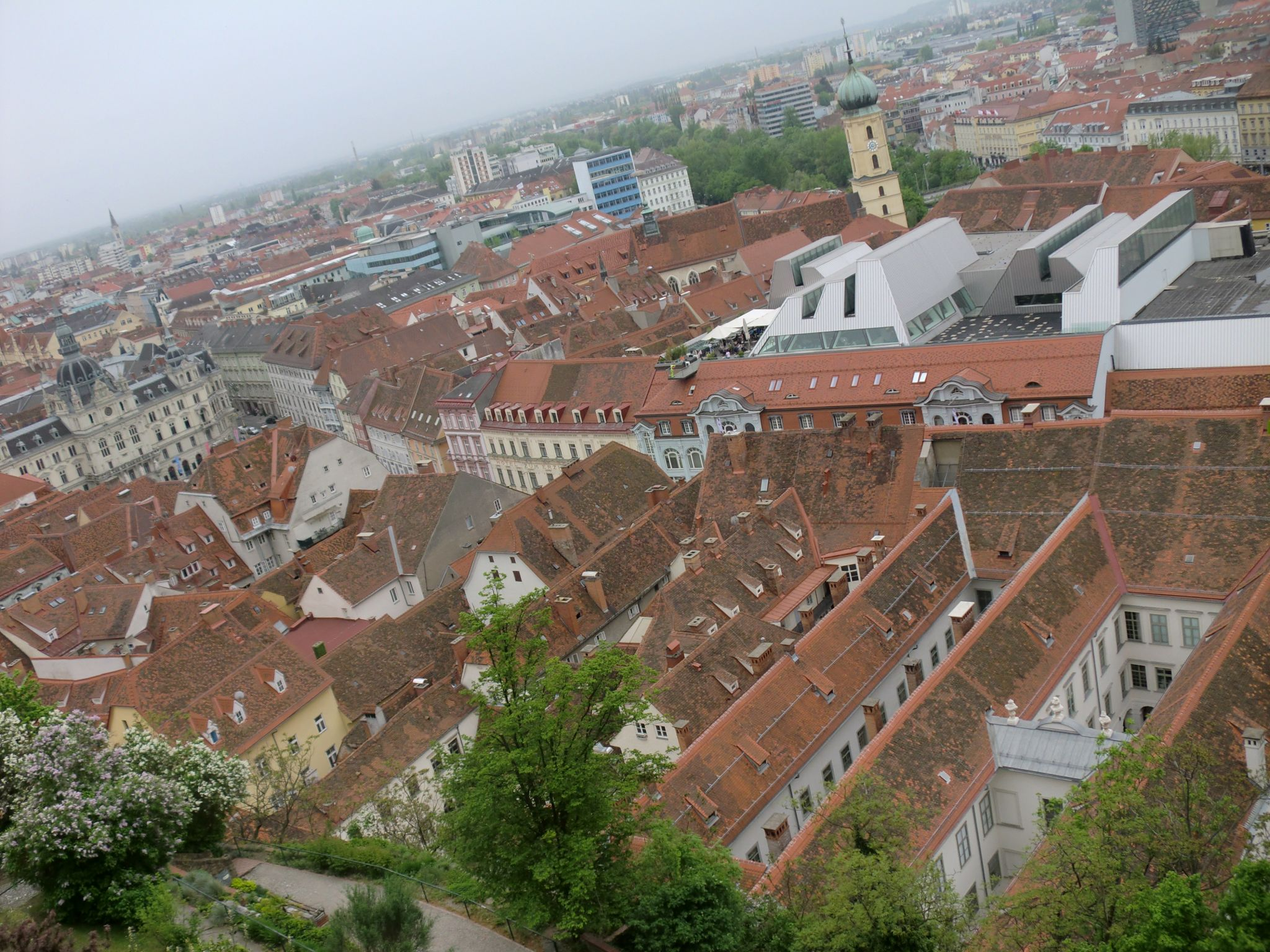 Graz view 8 - Graz: tradition and modernity