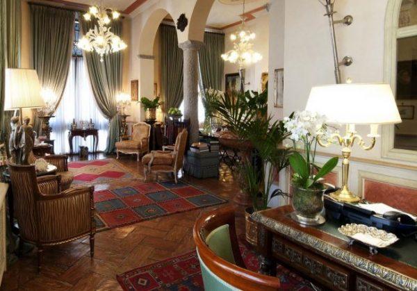 Petit Palais Hotel de Charme - Petit Palais Hotel de Charme Milano