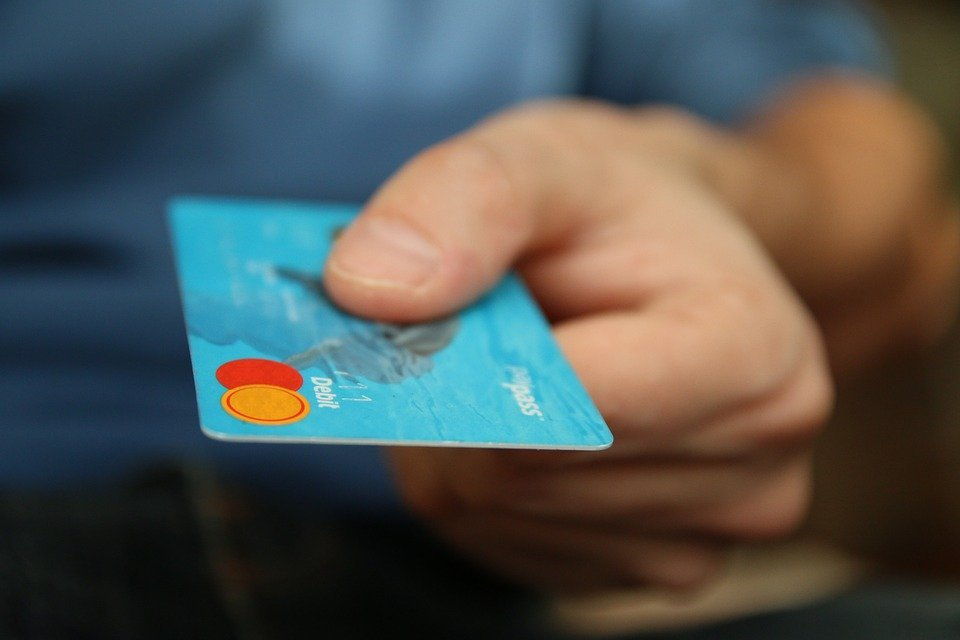 airline miles credit card