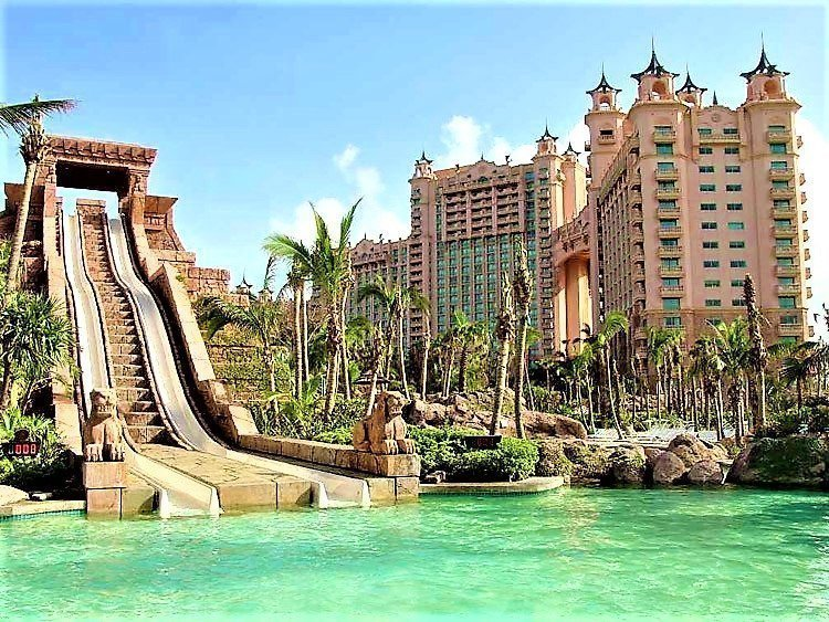 atlantis on the palm dubai