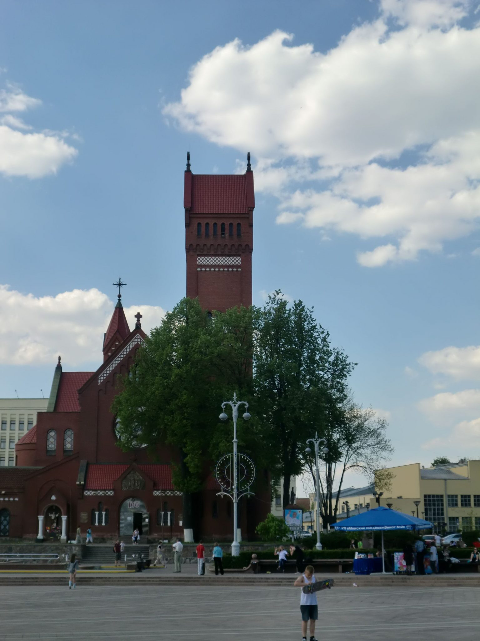 Minsk Red church - Minsk, 1 amazing city you have to see
