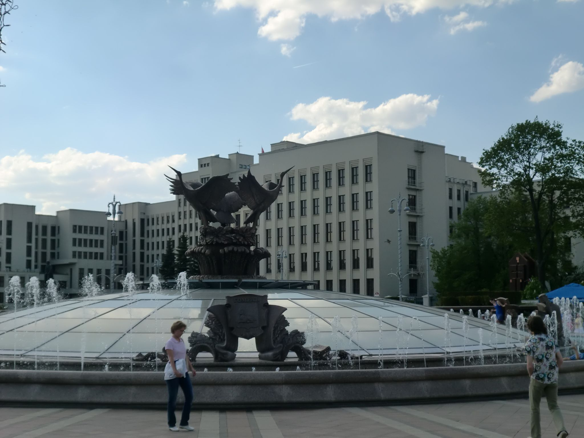 Minsk monument - Minsk, 1 amazing city you have to see