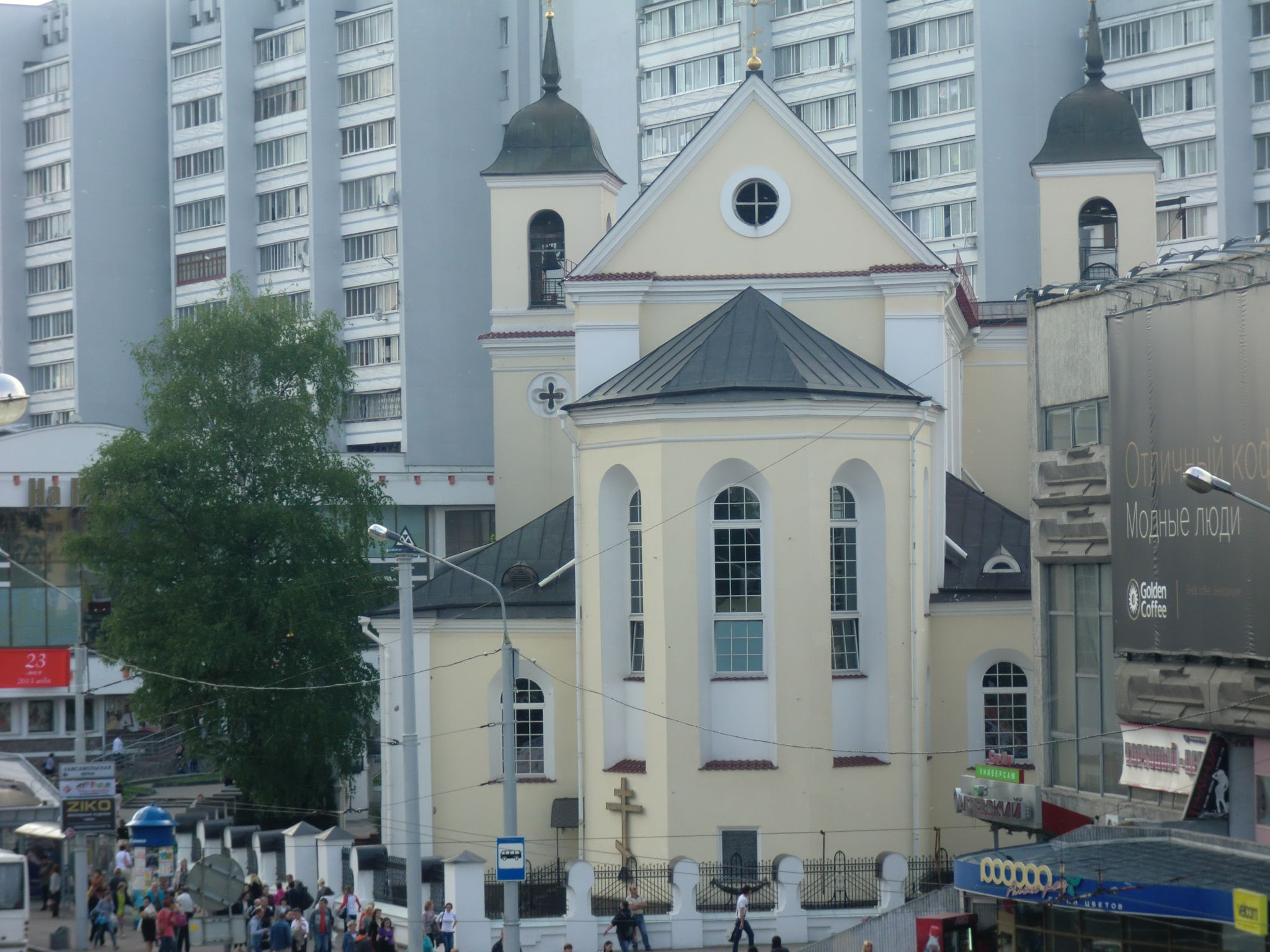 Minsk old town 18 - Minsk, 1 amazing city you have to see