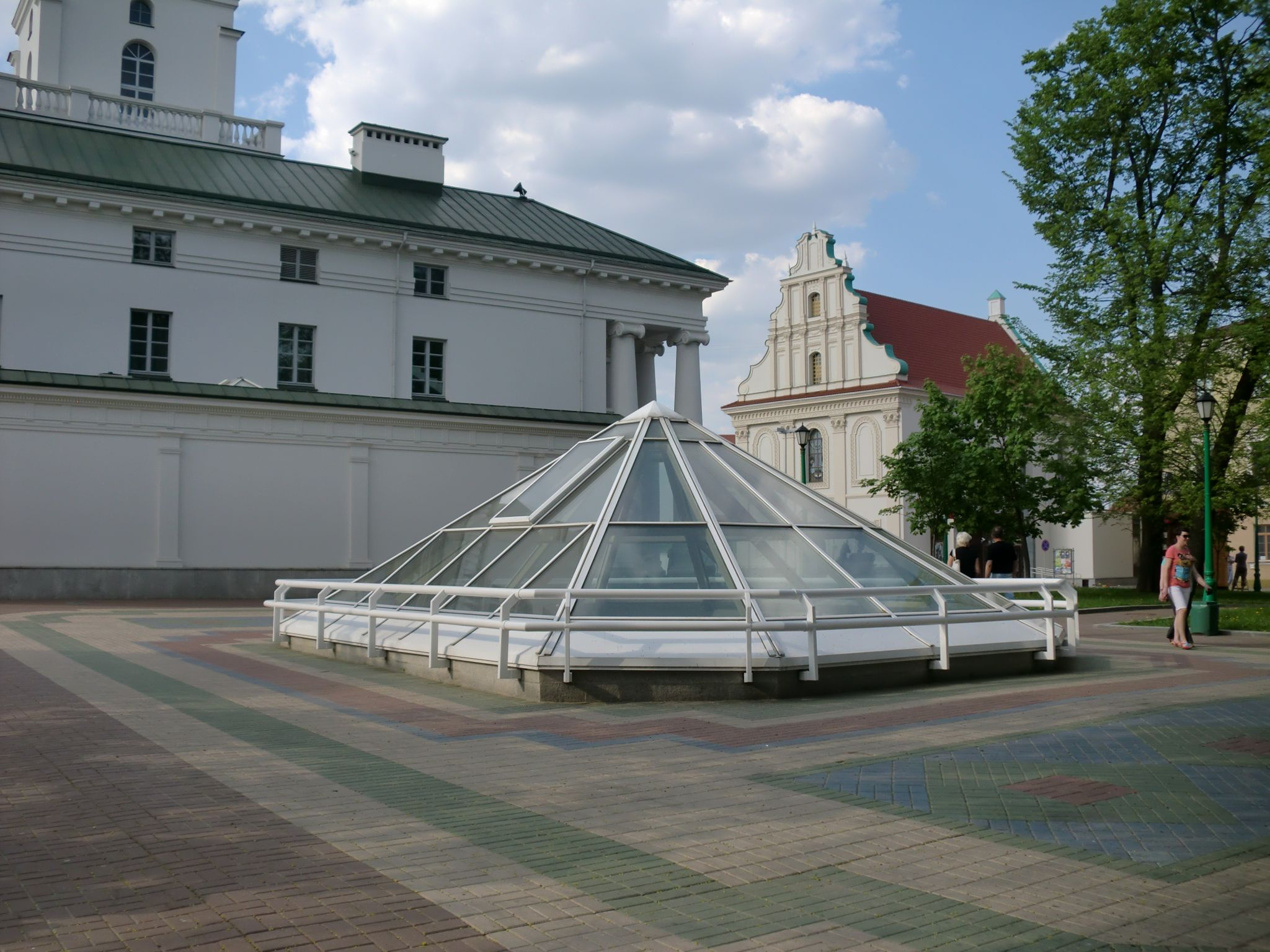 Minsk old town 5 1 - Minsk, 1 amazing city you have to see