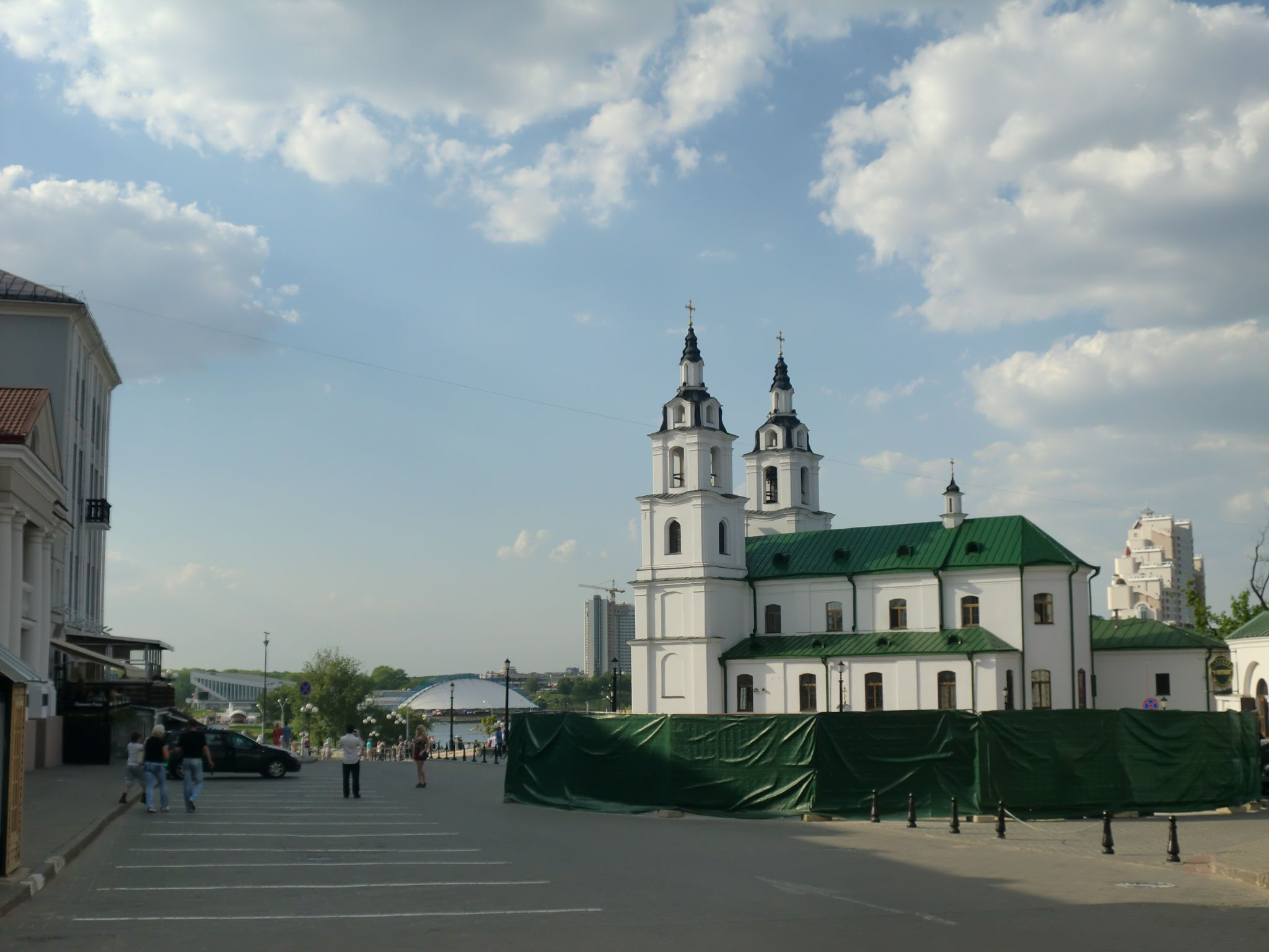 Minsk old town 8 - Minsk, 1 amazing city you have to see